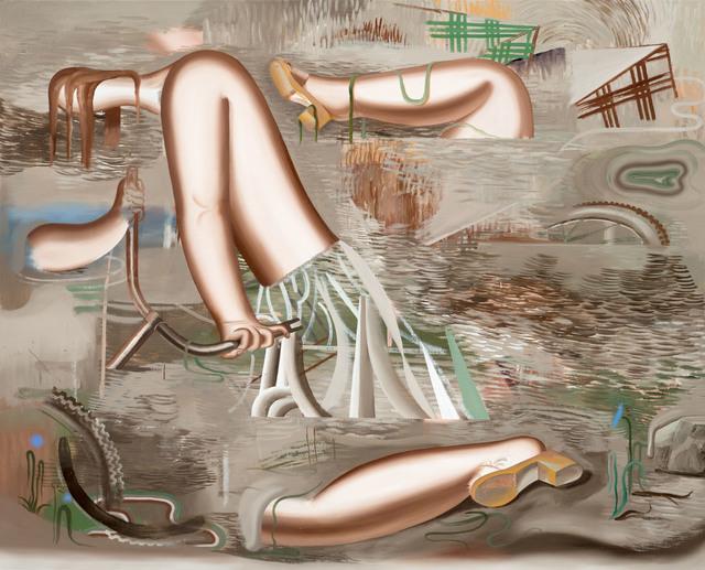 , 'reverse,' 2016, Galerie EIGEN + ART