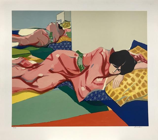 Tadashi Asoma, 'Red Kimono', ca. 1983, Artioli Findlay