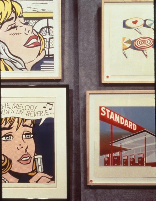 , 'Collage/Cartoon,' 1990, Galerie Isabella Czarnowska