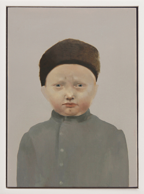 , 'Immigrant (Dutch Child) ,' 2016, Wilding Cran Gallery