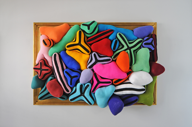 Joana Vasconcelos, 'Gestalt', 2017, Gowen Contemporary
