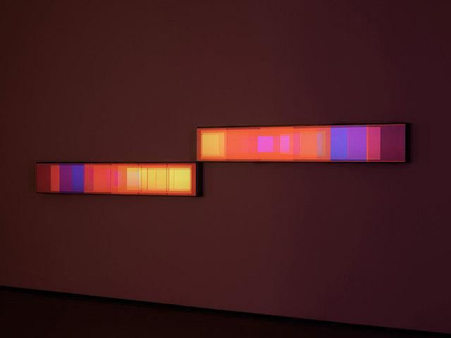 , 'Split,' 2018, Bryce Wolkowitz Gallery