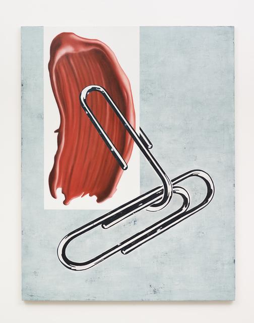 , 'Notice,' 2017, Galerie Greta Meert