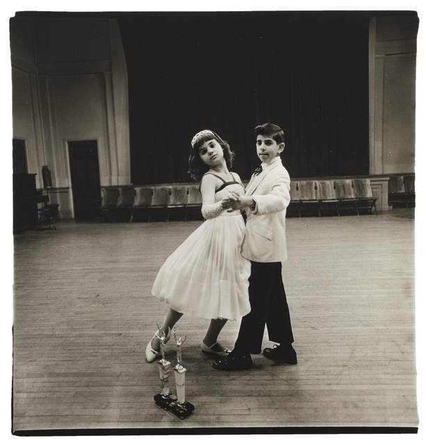 Diane Arbus, 'National Junior Interstate Dance Champions of 1963, Yonkers, N. Y.', Sotheby's