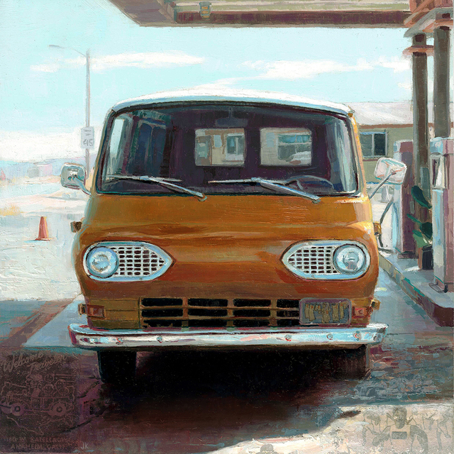 Jason Kowalski, 'Kept With Care', 2019, Sue Greenwood Fine Art
