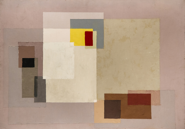 Ana Sacerdote, 'Untitled', 1968, Painting, Oil on canvas, Jorge Mara - La Ruche
