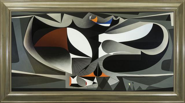 , 'Winter Painting,' 1956, Hirschl & Adler Modern