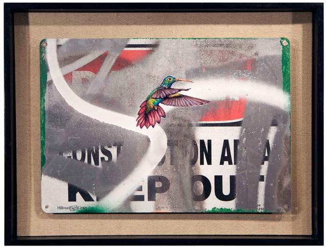 , 'Hummingbird #6,' 2017, Black Book Gallery