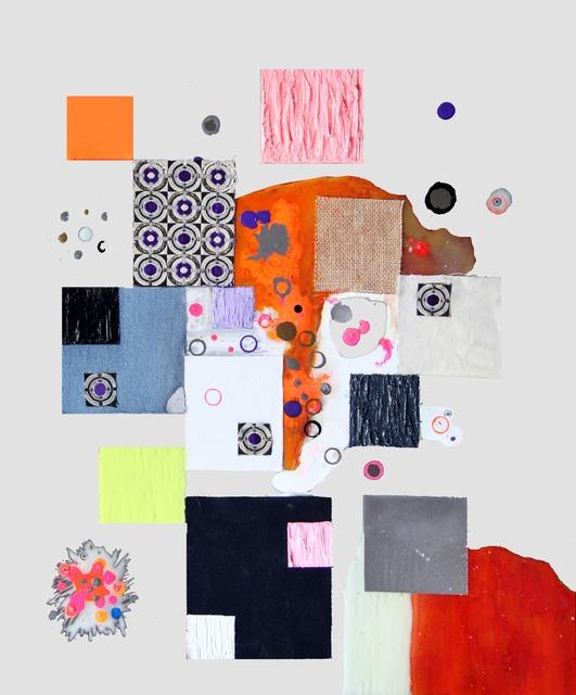 , 'Asymmetric Man #1,' 2015, Galerie Clemens Gunzer
