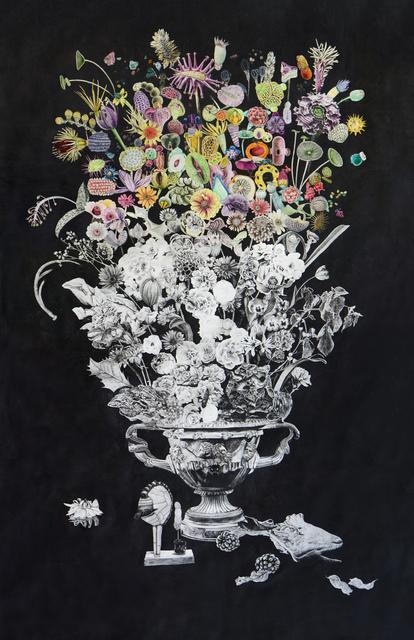 , 'Untitled (the absence of nothingness),' 2019, Christine König Galerie