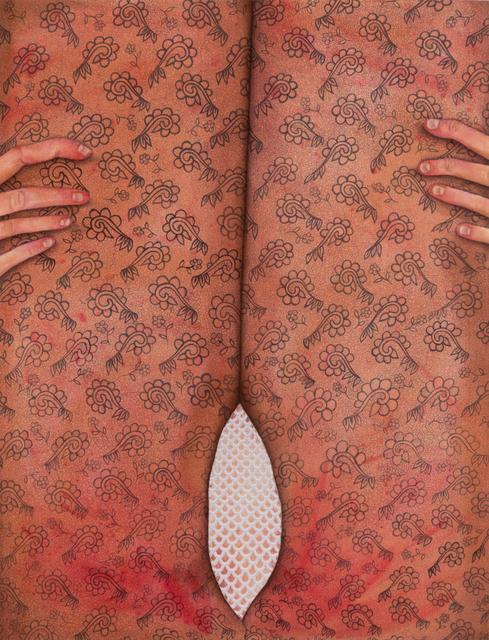 , 'Big Bend,' 2019, Asya Geisberg Gallery