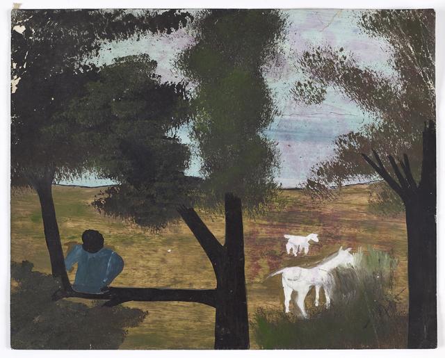 , 'Self Portrait Series: Two Goats,' , Ingleby Gallery