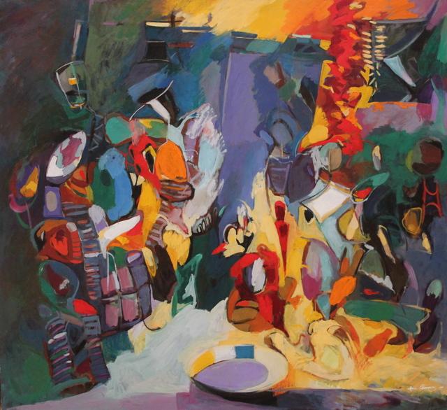 Artour Oshakantsi, Red Square Gallery