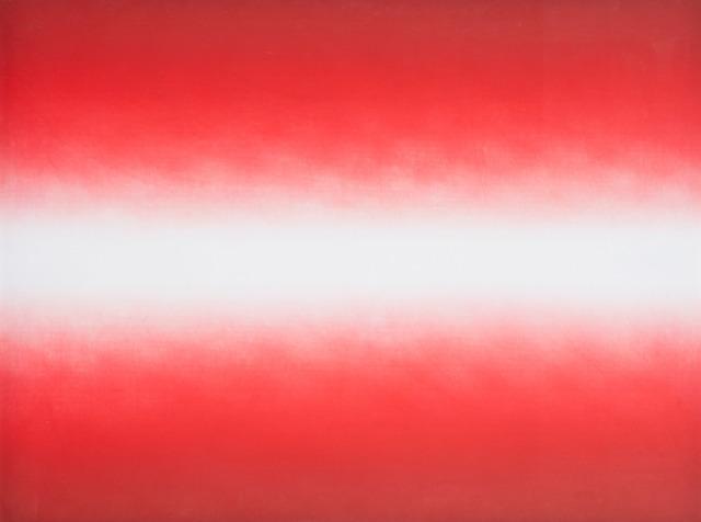 , 'Shadow III (Red),' 2009, Galerie Raphael