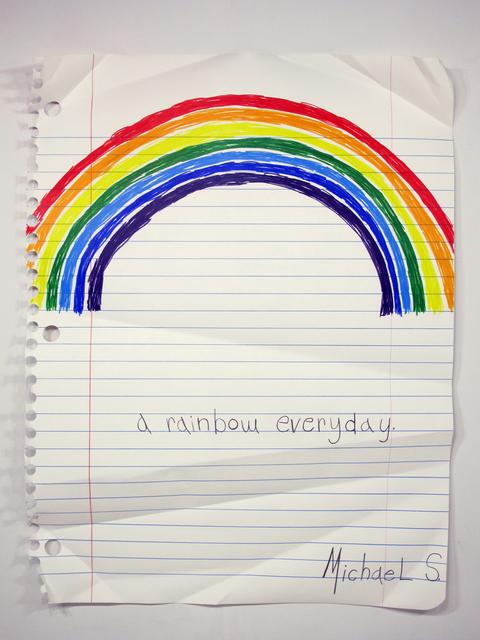 Michael Scoggins, 'A Rainbow Everyday', 2019, g.gallery