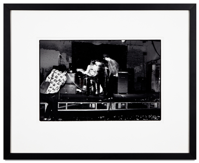 , '26 PUNK PHOTOS: 23 SLEEPERS,' 1978, Kohn Gallery
