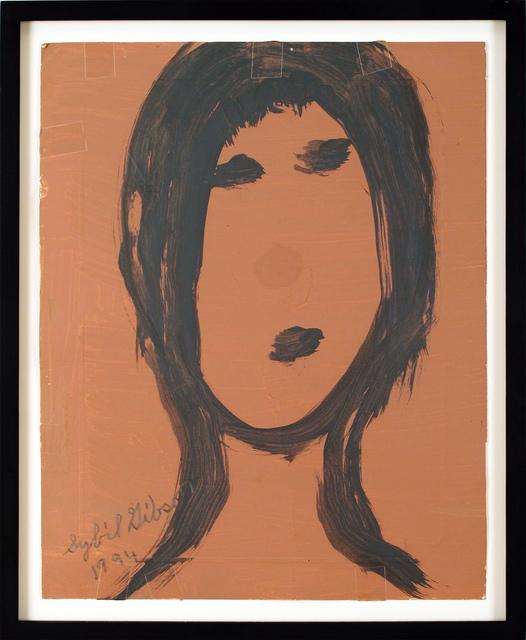 , 'Silhouette II,' 1994, Woodward Gallery