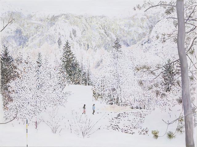 , 'Il sentiero,' 2015, Monica De Cardenas