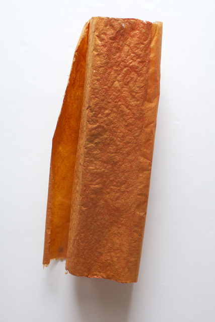 , 'Doble Giro, Estructuras variables (naranja),' 2018, Nina Menocal Gallery