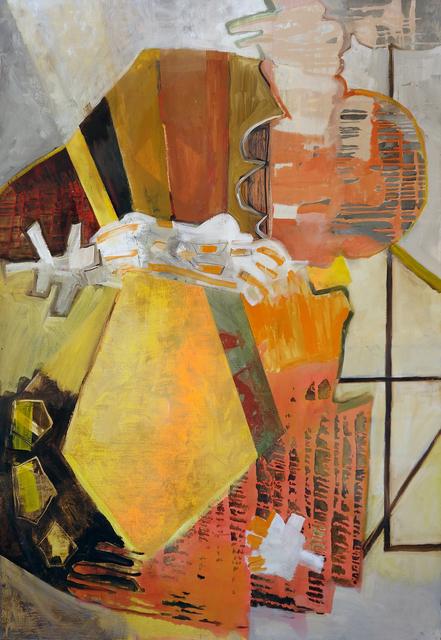 , 'Momentary Slice of Diffusion,' 2016, John Davis Gallery