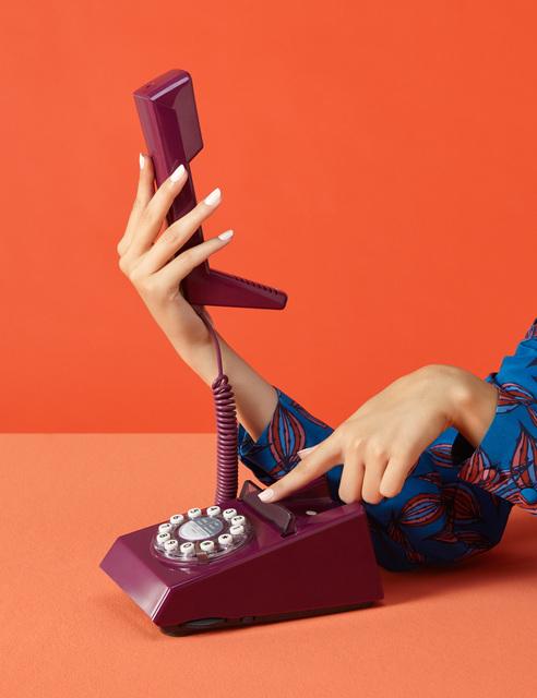 , 'LOVE ON THE TELEPHONE IV,' , Alter Gallery | Studio