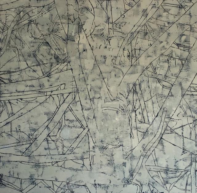 , 'Tree Glyph # 15,' 2006, Resource Art