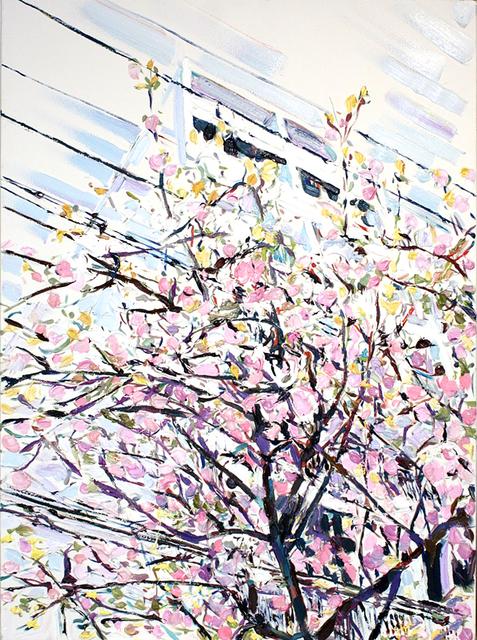 , 'Ikebukuro free district,' 2017, Galerie Krinzinger