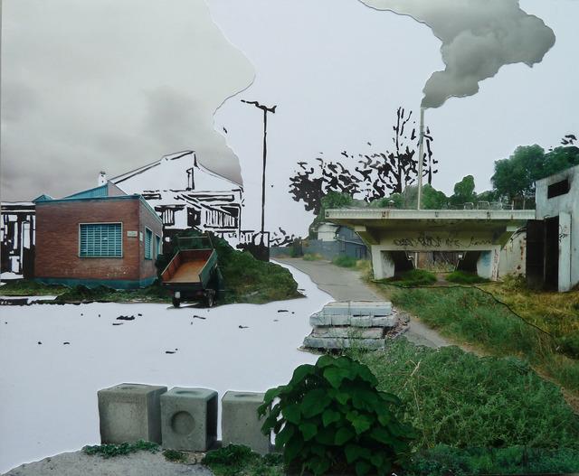 , 'Passagio,' 2014, Galería Oliva Arauna