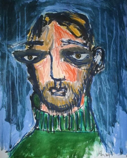 , 'Pull Vert,' 2018, Maison Depoivre