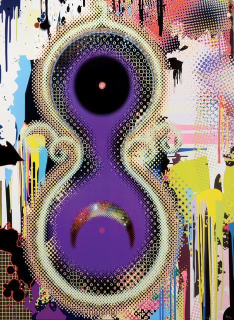 Takashi Murakami, 'Genome No.10 7x2 122', 2009, Artsnap