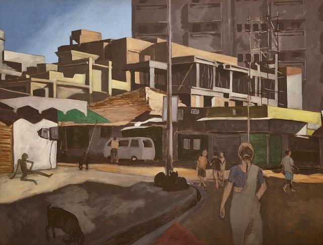 , 'New Construction at Rabodi,' 2006, AkaraArt