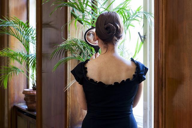Aino Kannisto, 'Untitled (Hand Mirror)', 2013, Espacio Líquido