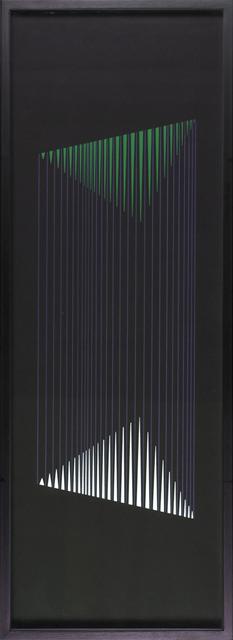 Lothar Charoux, 'Untitled', 1983, Print, Serigraphy, LAART