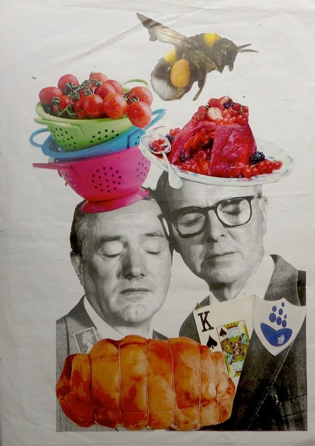 , 'Gilbert and George,' 2014, Imitate Modern