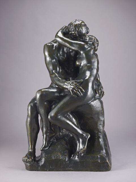 , 'The Kiss,' 1886, Asia University Museum of Modern Art
