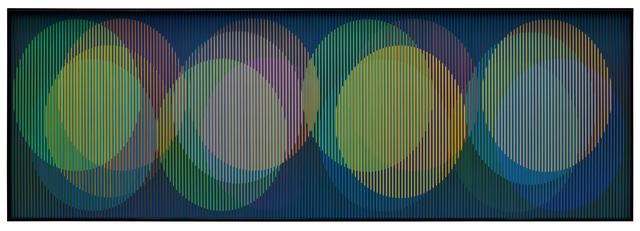 , 'Cromointerferencia Espacial 52,' , Marion Gallery