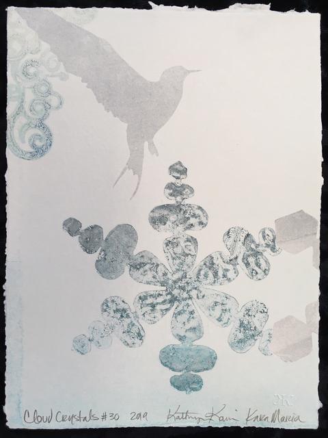 , 'Cloud Crystal 30,' 2019, Mark Moore Fine Art