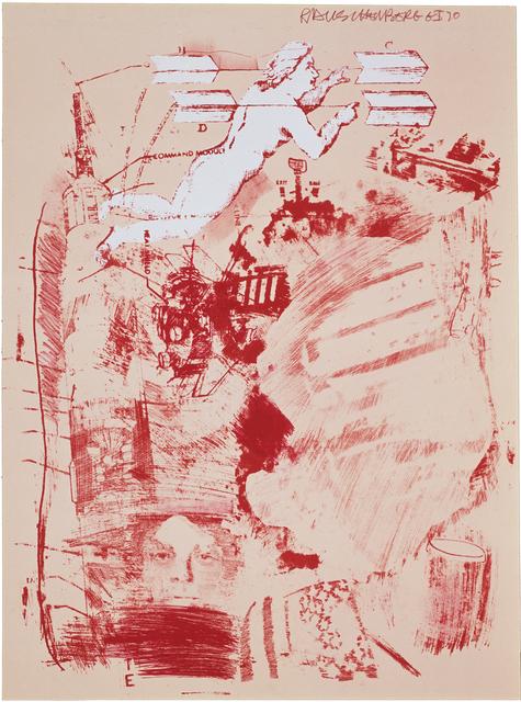 Robert Rauschenberg, 'Score', 1970, Gemini G.E.L. at Joni Moisant Weyl