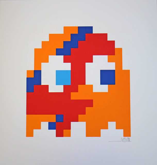 , 'Aladdin Sane - Clyde (Orange),' 2014, Lougher Contemporary