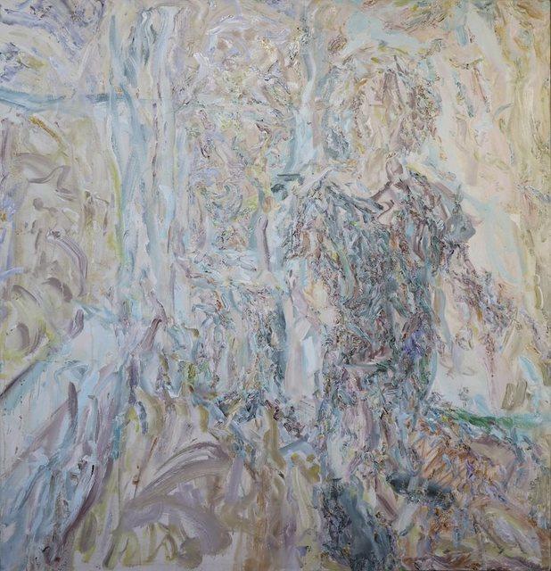 , 'Self Portrait,' 2011, Park Place Gallery