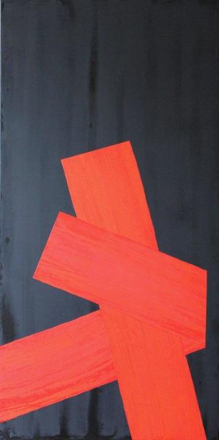 , 'Black & Red,' 2004, Gallery Elena Shchukina