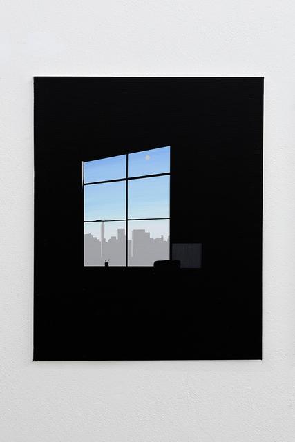 , 'Studio view,' 2018, Studio la Città