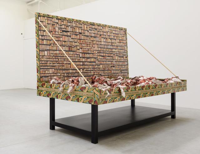 , 'Der Anatomische Mensch (Et Puls Pourquoi Sommes-Nous Faites en Viande?,' 1990-2017, Zeno X Gallery