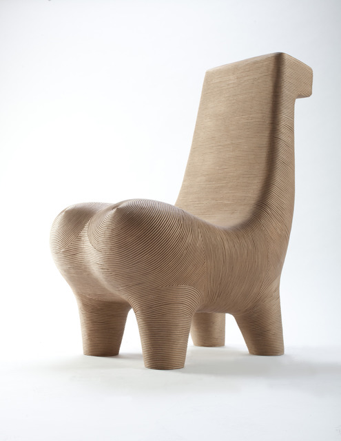 , ''BM Horse Chair,' 2007/08, ammann//gallery