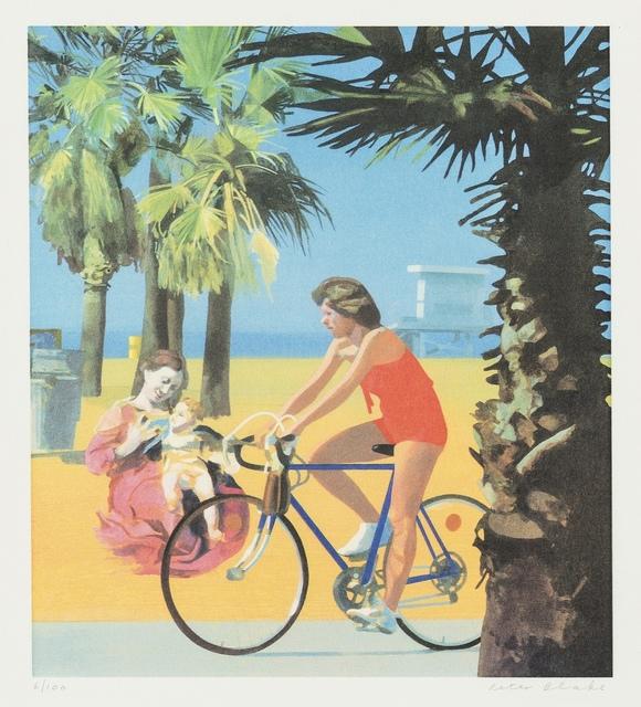 Peter Blake, 'Madonna on Venice Beach', 1996, Forum Auctions