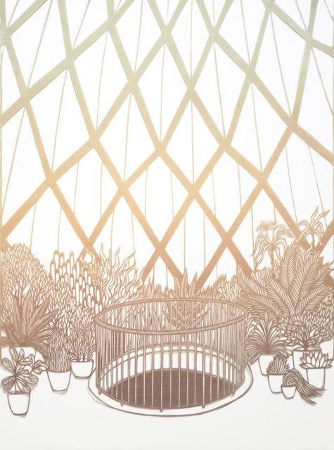, 'Inside the Pavillion,' 2016, Galerie Youn