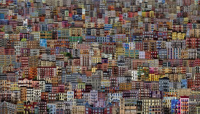 Jean-Philippe Kadzinski, 'The city', 2019, Photography, Photography, FREMIN GALLERY