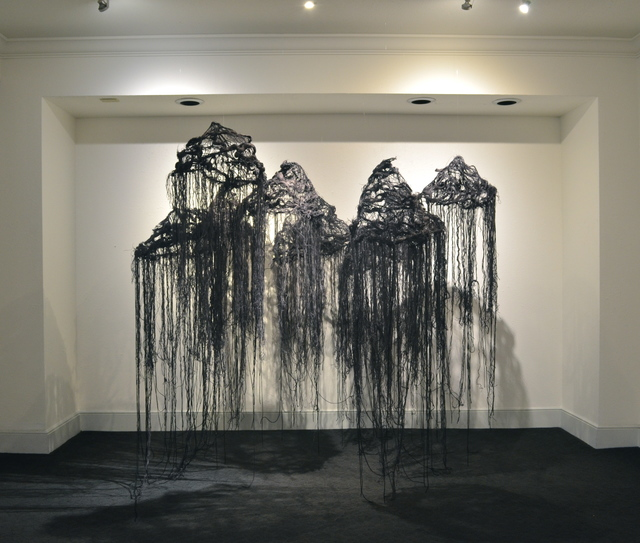 , 'Fringes and Fragments,' 2017, Jenkins Johnson Gallery