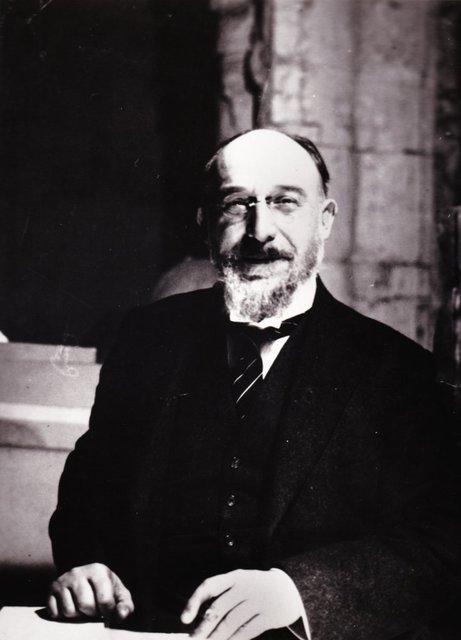 , 'Portrait of Erik Satie,' 1922, Grob Gallery