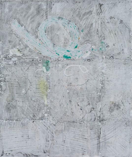 , 'Words,' 2017, Aye Gallery